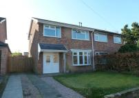 3 bed semi detached property in Martham Close...