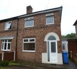 semi detached property to rent in Secker Avenue, Warrington