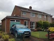 3 bedroom semi detached property for sale in Springfields, Wigton