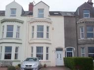 Terraced house in Park Square, Wigton
