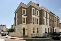 Terraced home in Chalcot Crescent, London...