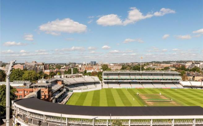 Lord's Cricket View