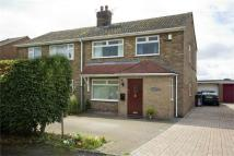 3 bedroom semi detached home for sale in Acton Avenue, Appleton