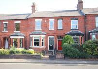 Terraced house in London Road...