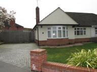 Brampton Way Semi-Detached Bungalow to rent
