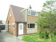 semi detached property in Yew Tree Avenue, Euxton...
