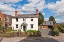 Detached house in Orleton, Ludlow...