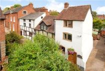 3 bed End of Terrace house in Dinham, Ludlow...