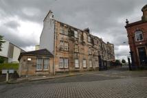 Studio apartment in Anchor Buildings, Paisley