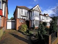 Detached house in Baronsmede, Ealing...
