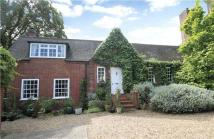 4 bed Detached property in Sandford Lane, Woodley...