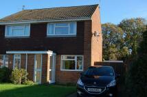 2 bedroom semi detached house to rent in Burdock Drive,
