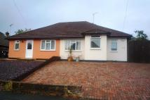 2 bed Bungalow in Stockwell Road...