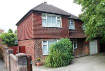 4 bed house in Blackwell Road...