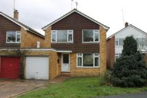 3 bed house in Chaucer Avenue...