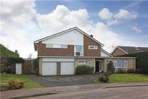 4 bed Detached home for sale in Farnaby Drive, Sevenoaks...