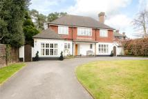 Detached property in Montreal Road, Sevenoaks...