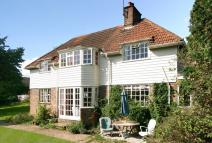 Detached house for sale in Woodcote Road...