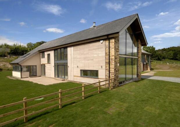 New Homes Hyssington Shropshire