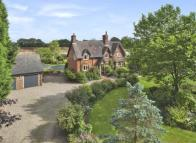 Detached house for sale in New Lodge Cottage...