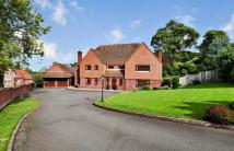 Detached house in Westfields, Hazler Road...