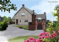 4 bedroom new house in School Lane, Montgomery...