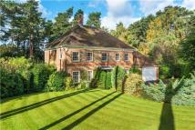 4 bed Detached house for sale in Sparrowhawk Close...