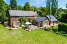Detached house in Tilford, Farnham, Surrey