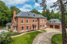 Detached house in Compton Way, Farnham...