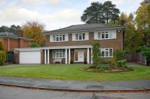 4 bed Detached home for sale in Camberley, Surrey