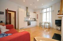 2 bed home in Hungerford Road...