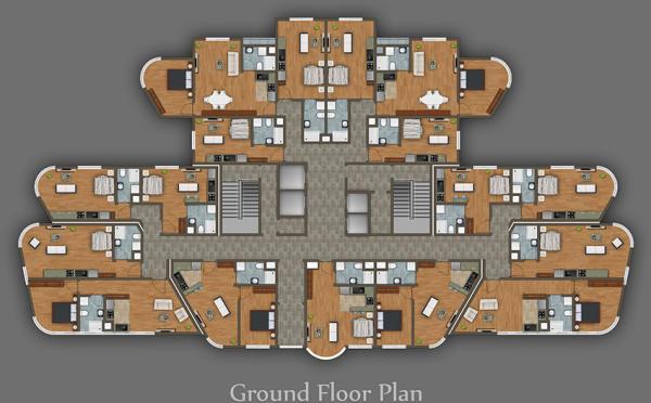 1-13 Floor