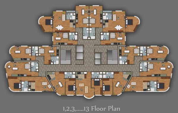 14-26 Floor