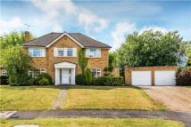 4 bed Detached house in Chiltley Way, Liphook...
