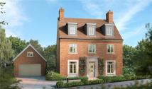 4 bed new property for sale in Kings Drive, Midhurst...