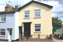 1 bedroom semi detached house in Brook Street, Colchester...