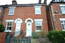 Wickham Road End of Terrace house to rent