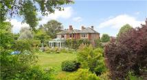 6 bed Detached house in Sparsholt, Winchester...