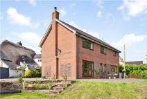 4 bedroom Detached house for sale in Upper Clatford, Andover...