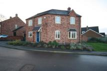 Detached house in Adams Close, Hartshorne...