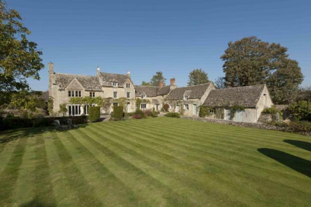 6 Bedroom Detached House For Sale In Ampney Crucis Cirencester