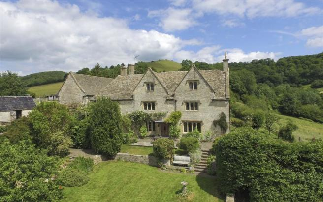Property For Sale With Holiday Let Cotswolds