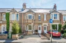 Terraced property in Thorncliffe Road, Oxford...