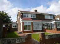 semi detached home for sale in Hereford Way, Jarrow