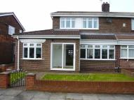 3 bed semi detached property in Exeter Way, Jarrow