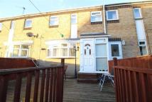Terraced property in Prince Consort Road...