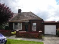 Semi-Detached Bungalow in Dillon Street, Jarrow