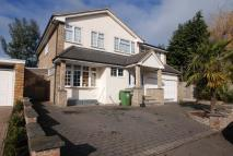 Detached home in Baas Hill Close...