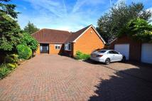 Detached Bungalow in off HERTFORD ROAD...