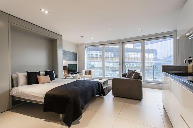 Studio Apartment London studio apartment to rent in bezier apartments,91 city road,london